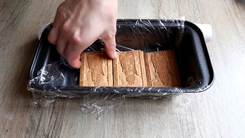 Торт без выпечки из печенья — 10 очень сочных и вкусных тортов из печенья